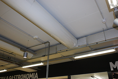 5 - AerJet S.r.l. - Metal and textile ducts for air conditioning distribution